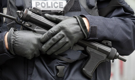 French cop tells of terror shootout at Bataclan