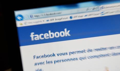 France cracks down on illegal Facebook posts
