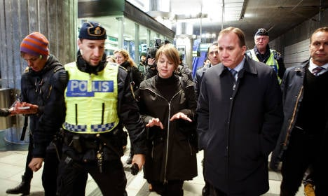 Calls for stricter asylum rules after Sweden move