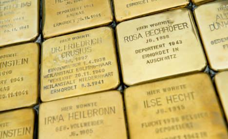 Munich Jews feud over Holocaust remembrance