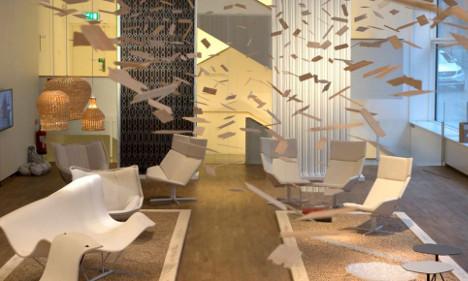 Three stylish design exhibitions in Sweden