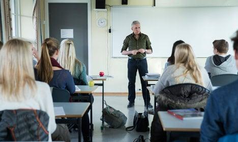 Norway among biggest spenders on education