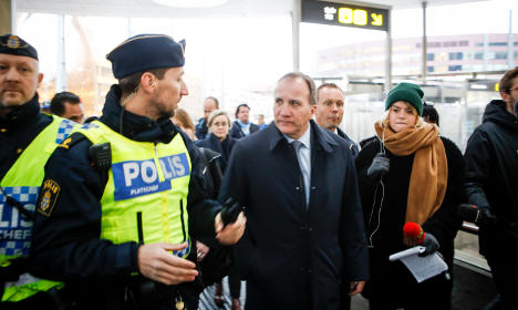 Poll: Swedes get behind stricter asylum rules