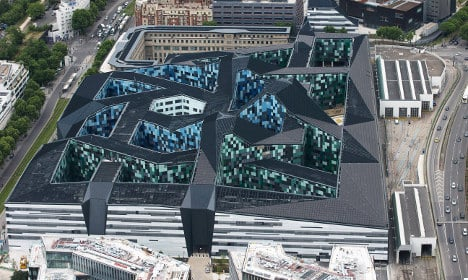 The €4.2billion 'French Pentagon' opens in Paris