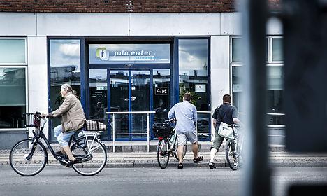 Danish economy shrinks but unemployment drops
