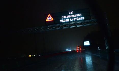 Storm Gorm's trail of destruction in Sweden