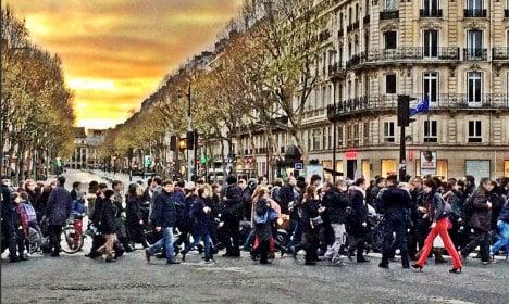How the COP21 climate summit impacts Paris