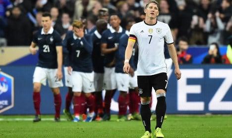 Schweinsteiger calls for unity after Paris attacks
