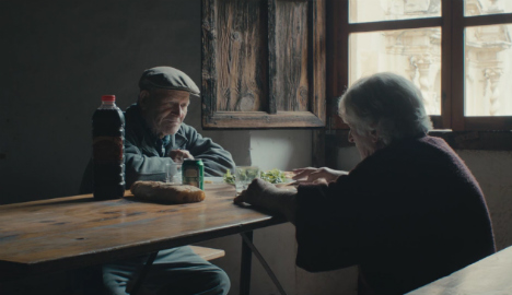 The Spanish couple who have lived in an abandoned village for 45 years