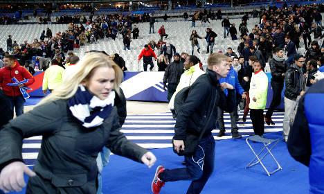 Swedish police on alert in wake of Paris attacks
