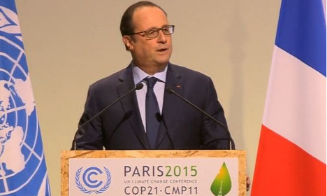 Life is at stake: Hollande ramps up pressure