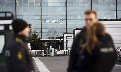Copenhagen Airport bomb 'jokesters' jailed