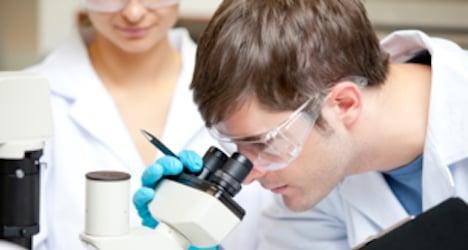 Four Swiss researchers share $1.5-million grant