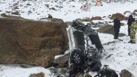 Olympic skier dies in car crash in Austria