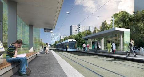 Zurich voters back new LRT northwest of city