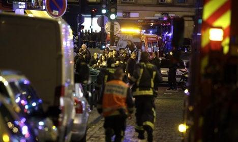 Italy raises terror alert after Paris attacks