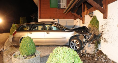 Defence minister's son in suspicious car crash