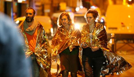 Terror targets ranged from pizzeria to stadium
