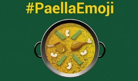 World gets taste for paella thanks to brilliant Spanish emoji campaign