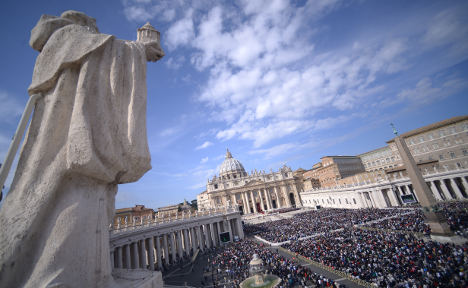 Vatican properties 'used as massage parlours'