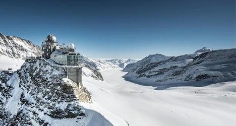 Jungfrau temperature 'record' a mistake