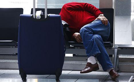 Lufthansa strike grounds flights from Denmark