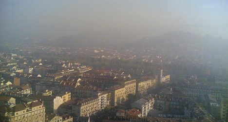 Italy highest in EU for air pollution-linked deaths