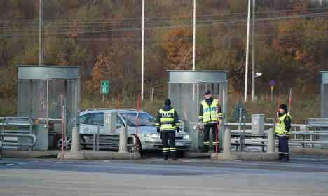 Sweden implements temporary border checks