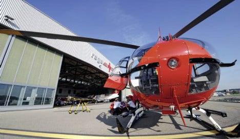 Swiss woman injured in Paris is flown home