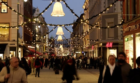 Norwegians to decrease Christmas spending