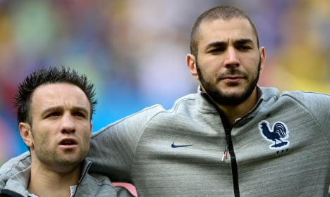 'Benzema indirectly told me to pay for sex-tape'