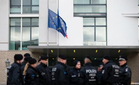 Paris changes everything on refugees: Bavaria