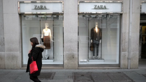 Zara to install iPads in changing rooms as fashion meets technology