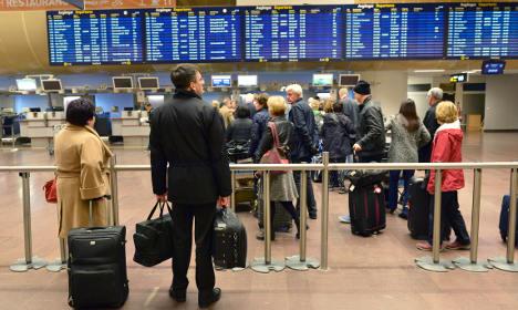 Lufthansa strike grounds flights from Sweden