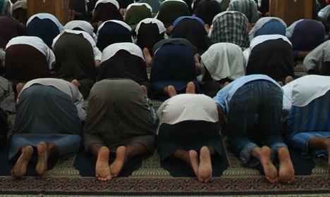 Copenhagen cuts ties with Muslim group