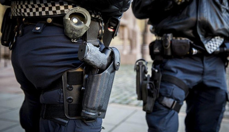 Norway disarms police as terror alert ends