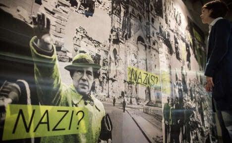 Half of post-WWII interior ministry were ex-Nazis