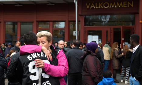 Trollhättan pupils return after fatal school attack