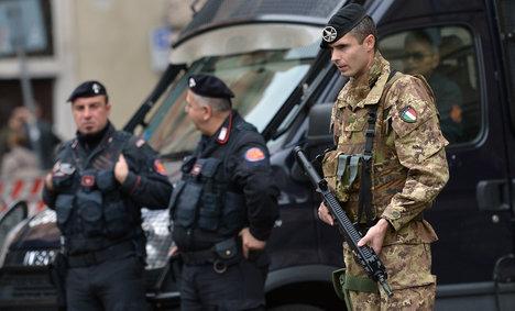 Italian police find spine-chilling jihadist manual