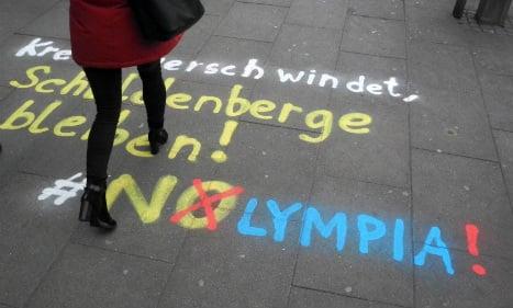 Hamburg voters throw out Olympic bid plan