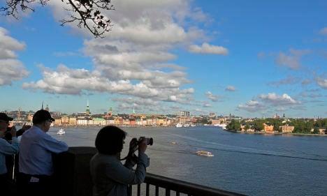 Teens sentenced for rape in central Stockholm