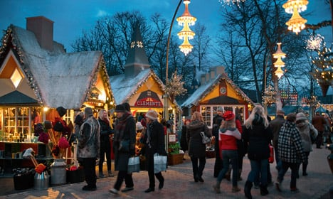 Danish Christmas markets coming to town
