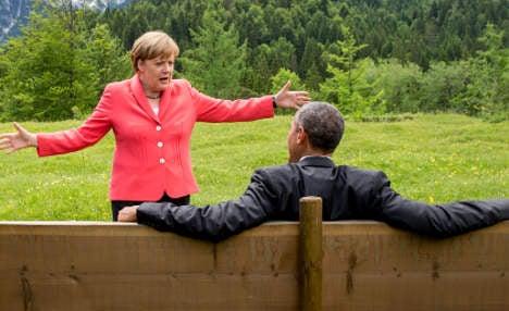 Forbes: Merkel now more powerful than Obama