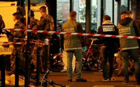 French jihadist 'claims attacks in recording'