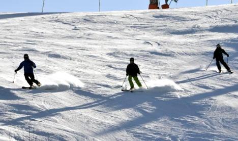 Fears for melting ski resorts in Sweden