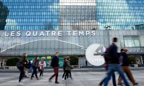 The chilling plot to bomb Paris business district