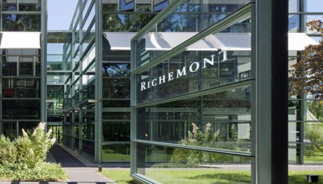 Weak euro boosts Richemont profit figures
