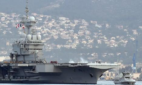 France foils jihadist plan to attack naval base