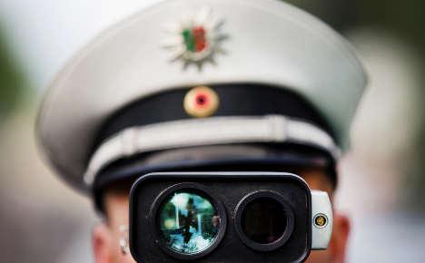 Speeder chides cops for their 'reckless' behaviour