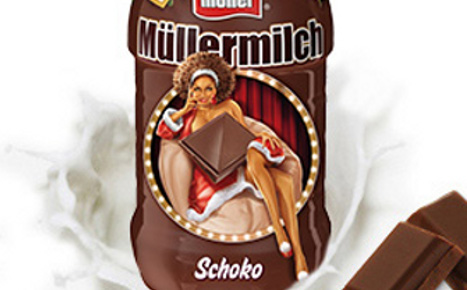 'Racist and sexist' Müller pin-ups spark backlash
